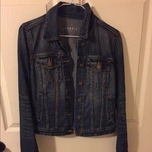 Gap blue jean jacket